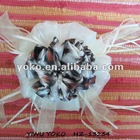 New style flower hair claw