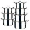 14pcs aluminum saucepot set