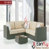 TF-9038 modern wicker rattan furniture sofa