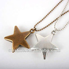 lucky star sweater chain, necklace