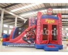 Spider Man Inflatable Tunnels