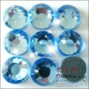 wholesale ss-16 It.sapphire DMC Hot fix rhinestones