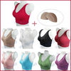 Cheap Wholesale Seamless Rhonda Shear Ahh Bra Genie Bra Sports Bra As Seen on TV with Removeable Pads