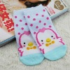 GJ-014 2011 fashional charming animal face sock with various novel designs available
