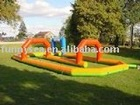 obstacle tunnel / inflatable channel