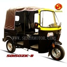 200CC passenger tricycle three wheel motorcycle SD150ZK-8
