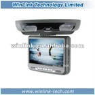 "9"" roof mount lcd monitor"