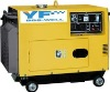 Silent Diesel Generators 4kw/5kva