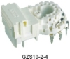 CRT socket GZS10-2-4 electrical socket electric socket waterproof