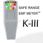 Factory price K-II EMF Portable radiation detector for TV Power line computer home electric device