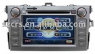 GPS and Car DVD Player for Corolla with TV