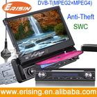 "Erisin ES798D 7"" Single Din Car Radio DVD MPEG-4 MPEG-2"