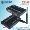 Tunersys HD player 1080p, more fun to your family.