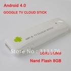 Andriod 4.0 Google TV Cloud stick,MINI USB Android google tv box