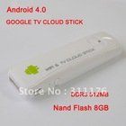Andriod 4.0 Google TV Cloud stick,MINI USB Android google tv box