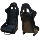 FRP Unadjustable Sport Car Racing Seat
