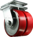 Industrial Polyurethane Castor Wheel