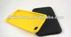 2012 promotional silicone laser cover for iphone4