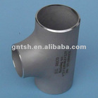 ASME B16.9 seamless Stainless steel tee