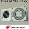 Australia 56CV540 IP66 40A 5 Pin Industrial Switched Socket