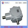 T6 90 right angle degree helical bevel gearbox/ variable