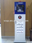 AED Floor Standing Cabinet with Alarm wall-mounted metal cabinet aed defibrillator cabinet sale price