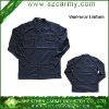 Stock utility and comfort long sleeve dark blue oil company/factory/security/army/airline workwear uniform