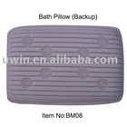Eco PVC foam Non-Slip Bath headrest,Bath Pillow