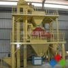 Hot selling simple-type dry-mixed mortar production line