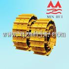 Mining machinery hyundai track shoe R200