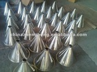 Stainless steel conical funnel