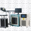 Semiconductor pumped laser marking machine for IC