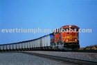 Railway FCL container transport from China
