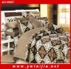 New design Cheap 4PCS 100%cotton King/queen size bedding sets