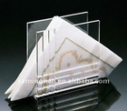 Clear acrylic paper holder