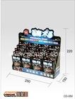 CD-049 carton magic cards display rack( 4 shelves, )