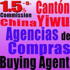 agent service shipping agent in Yiwu Guangzhou China