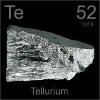 Tellurium metal (Te)