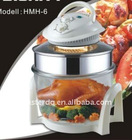 7L halogen flavor wave electric oven with extender ring ----HMC-6