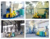 LHF Powder coating mill production line (low consumption)