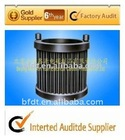 Graphite heating elements heating chamber