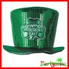 St. Patrick Sequin Leprechaun Hat