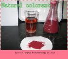 Radish Red Pigment in China Plant Extract Red Radish