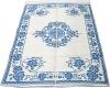 jacquard floor mat