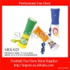 football fan horn with lanyard