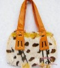 beautifur design, elegant shape rabbit fur bags BR07