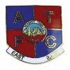 2013 high quality Hard Enamel 25mm Badge