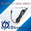 DC cable for hp laptop adapter 65W length 1.5m