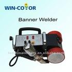samll size banner welder banner splicing machine