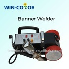 samll size banner welder banner splicing machine